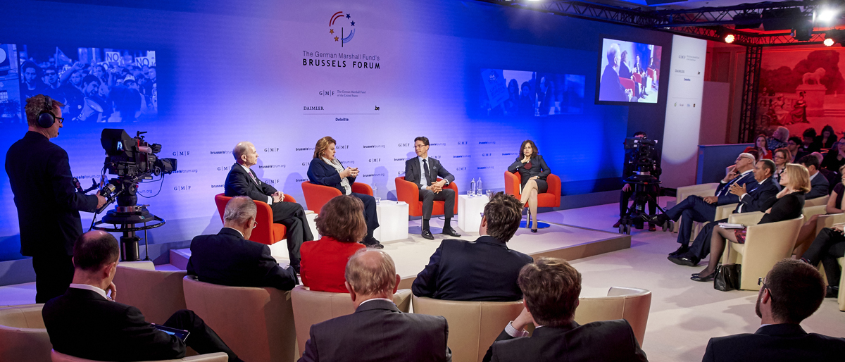 Past Brussels Forums | The German Marshall Fund of the