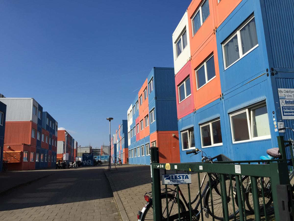 Integration via affordable housing similarities and for Design consultancy amsterdam